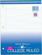 Filler Paper CR 300sht 8.5x11
