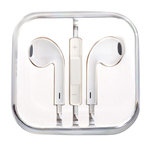 Earbuds w/remote & mic Case Metro